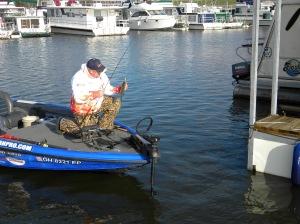 dock shoting/lake kinkaid