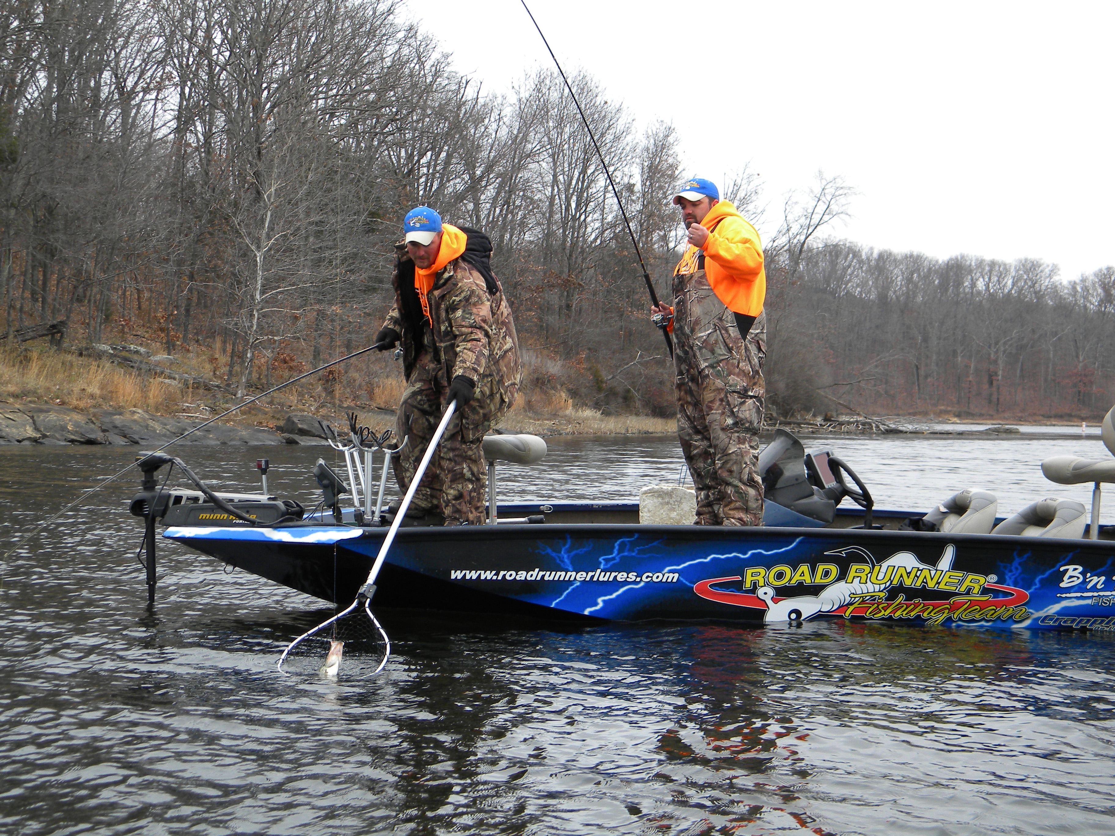 cold weather crappie fishing don gasaway 39 s blog