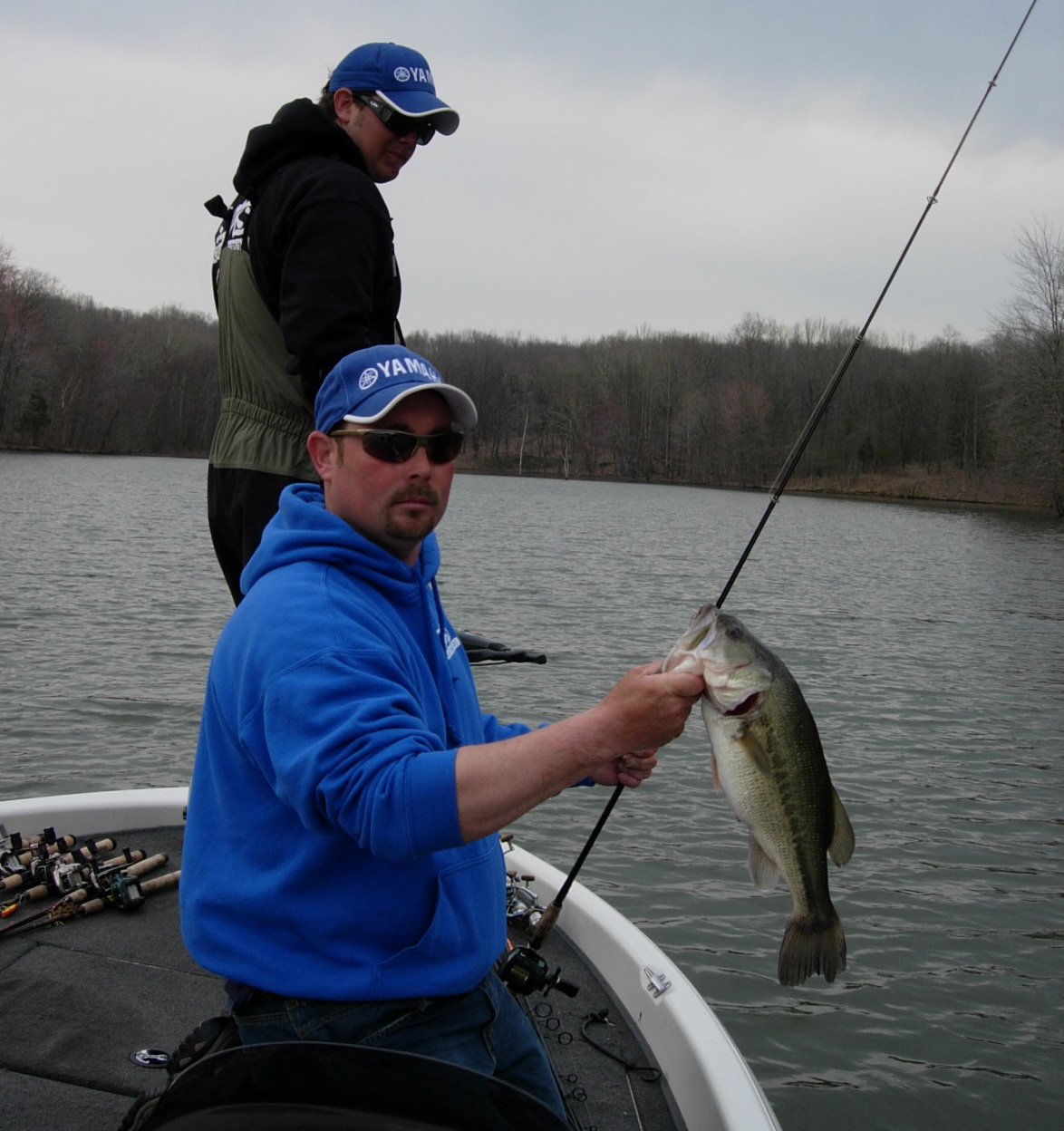 Crappie fishing don gasaway 39 s blog for Lake of egypt fishing report