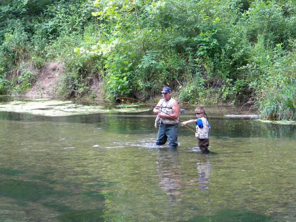 Missouri fishing don gasaway 39 s blog page 4 for Trout fishing in missouri