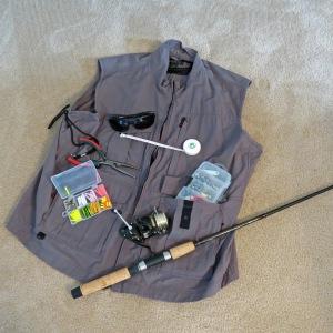 Fishing Vest 03
