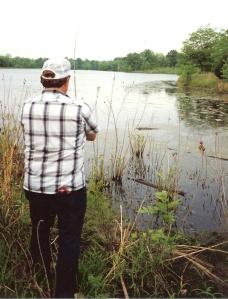 Shore Fishing 0025